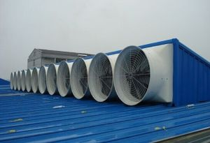 2017 Popular Wall Fan for Factory Using pictures & photos