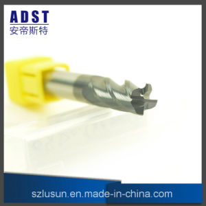 Hot Sale Tungsten Steel Ball Nose End Mill Tungsten Carbide pictures & photos