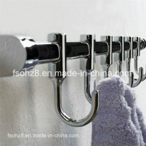 Wall Mounted Stainless Steel Bathroom Accessories Robe Hook (Ymt-C) pictures & photos