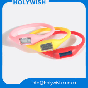 Professional Factory Custom Mosquito Repellent Silicone Bracelet