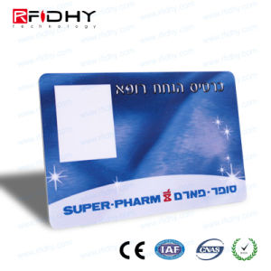 ISO14443A 13.56MHz Smart Student/Stuff/Club Member ID Card pictures & photos