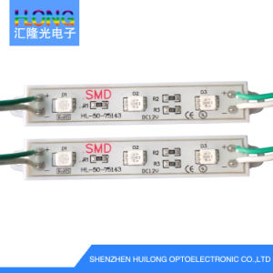 Hot SMD5050 LED Module DC12V 0.72W Waterproof High CRI pictures & photos