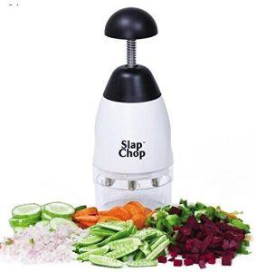 Manual Onion Chopper Vegetable Garlic Slap Chop Slicer Cutter Dicer pictures & photos