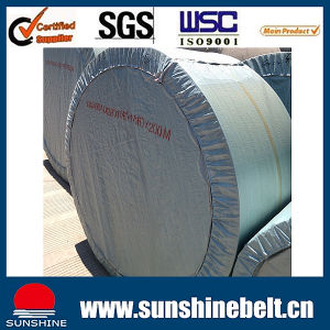 Mine, Stone, Sand Cement Fabric Nn/Ep Rubber Conveyor Belt pictures & photos