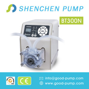 Multichannel Peristaltic Pump Bt300n, IP31, Ce, SGS Mark pictures & photos