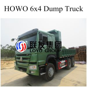 Sinotruk HOWO 6X4 371HP 20m3 10-Wheel Dumper Truck pictures & photos