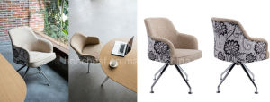 Hot Sell Visitor Chair with Arm (Ht-847c) pictures & photos