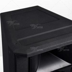 "Stx825 Dual 15"" PRO Audio Sound system Speaker Box pictures & photos"