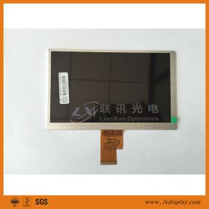 "High Luminance 7"" 1024*600 TFT LCD Module for Famous-Brand Client pictures & photos"