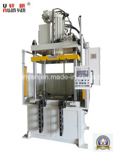 SGS Conservation Hydraulic Trim Press with Servo and Energy pictures & photos