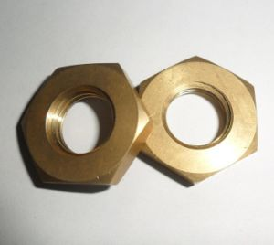 CNC Machining/Machined Brass/Copper/Bronze Machine Parts pictures & photos