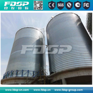 Grain Steel Silo Corn Silo with Dryer and Cleaner pictures & photos