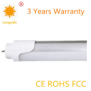 Factory Direct Sell 9W T8 Tube with Fastener No Flicker with Ce RoHS pictures & photos