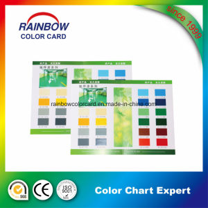 Deposit Printing Colour Chart Paper Card Board pictures & photos