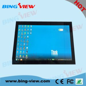 """17""""Automatic Ticket Selling Commercial Kiosk Touch Monitor"""