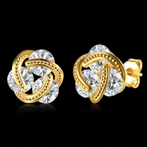 2017 New Style Fashion Zircon Ear Stud Earring pictures & photos