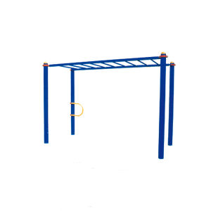 China Supplier Steel Horizontal Ladder Outdoor Fitness Equipment pictures & photos