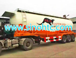 Chinese Brand New Powder Trailer pictures & photos