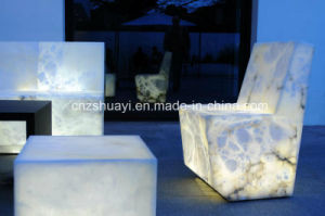 Customized Design Decoration Faux Alabaster pictures & photos