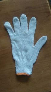 35g Cotton Gloves for Work Export to Sri Lanka pictures & photos