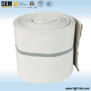 1.5 Inch/2 Inch/2.5 Inch Canvas Jacket EPDM/PVC Lining Fire Hose pictures & photos