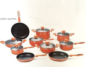 Stamping Fateh Non-Stick Coating Aluminum Cookware A1003 pictures & photos