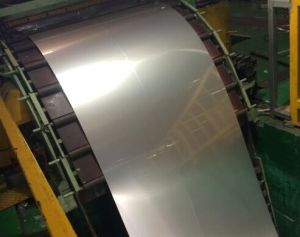 Cold Rolled Stainless Steel Coil 304 2b with Paper pictures & photos