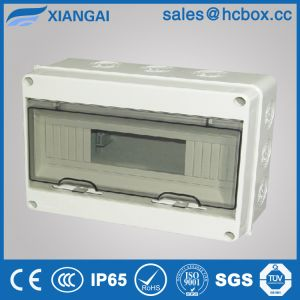 Plastic Waterproof Distribution Box Electrical Box Distribution Board IP65 Hc-Ht 15ways pictures & photos