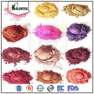 Mineral Makeup Mica Effect Pigment pictures & photos