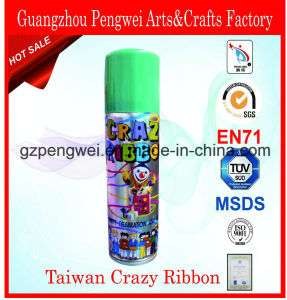 200ml Party Ribbon for Christmas Decoration, Popular Hoilday, Crazy Party pictures & photos
