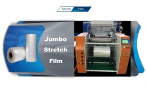 100% Virgin Jumbo Roll Stretch Film with Great Price pictures & photos