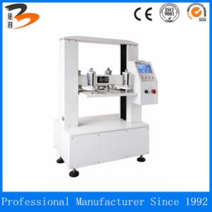 Good China Manufacturer Packaging Box Compression Testing Machine
