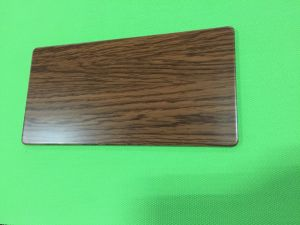 Aluontop&Prebond Wooden Board for Decpration pictures & photos