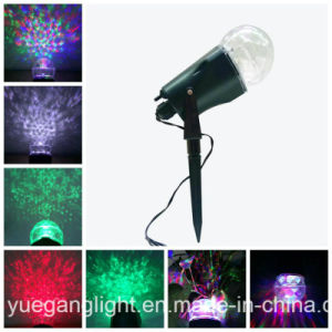 Yuegang Latest Popular 2 In1 Kaleidoscope LED Projector Light pictures & photos
