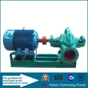 Large Portable Drainage Split Case Double Suction Centrifugal Pump pictures & photos