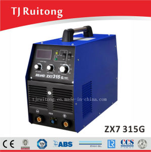 Inverter DC Arc (MMA) Welding Machine Manal Welder Zx7-315g pictures & photos