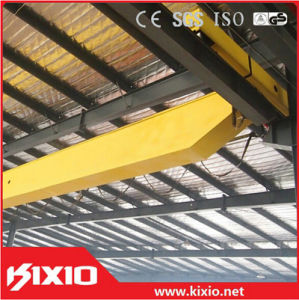 Single Girder 10 Ton Overhead Crane with Electric Hoist pictures & photos