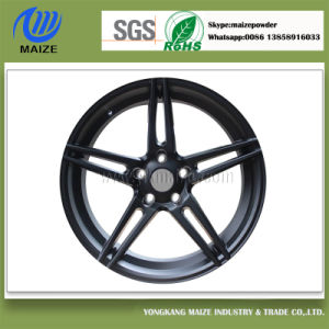 Alloy Car Wheel Powder Coating Spray Paint