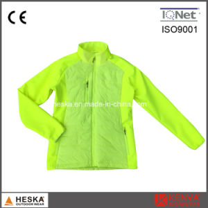 New Outer Winter Nylon Padding Color Softshell Jacket pictures & photos