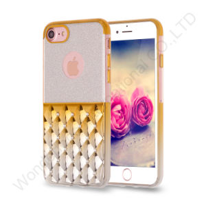 Electroplating TPU Case for iPhone Models pictures & photos
