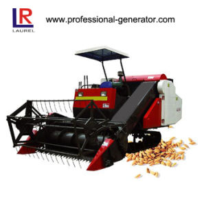 Self-Propelled Crawler Wheat Paddy Rice Combine Harvester pictures & photos