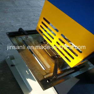 Angle, C-Chanel, H-Beam, I-Beam Processing Hydraulic Steelworker pictures & photos