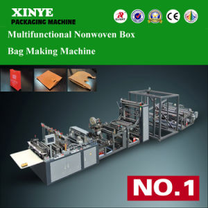 Automatic Nonwoven Shopping Bag Making Machine pictures & photos