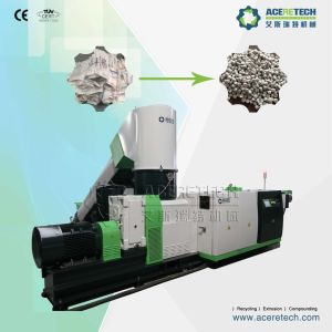 Waste PE PP Plastic Film Granulator Machine pictures & photos