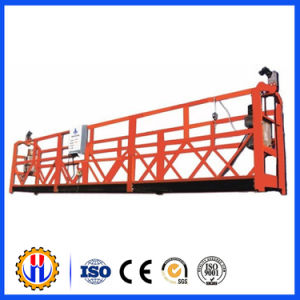 Suspended Working Platform Zlp630 for High Rise Building Construction