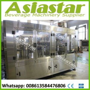 Best Performance Automatic Aerated Water Carbonated Drinks Filling Machine pictures & photos