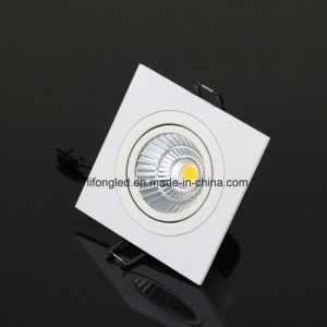 High Quality Ce RoHS Listed 7W 9W Suqare COB Light and Downlight pictures & photos