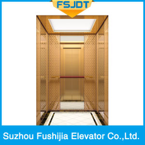 Gearless FUJI Quality Passenger Elevator pictures & photos