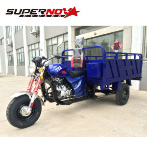 Low Price Dumper 3 Wheel Motorcycle for Shipment pictures & photos