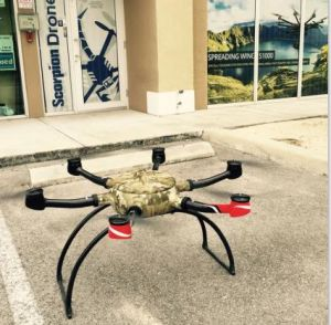 Industrial Uav for Industrial Use Firefighting Security Surveillance Rescue pictures & photos